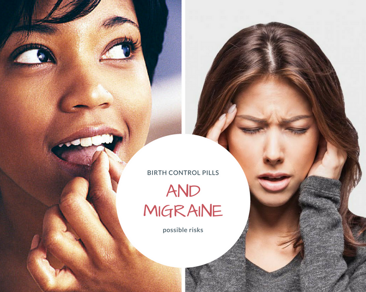 Birth Control Pills and migraine